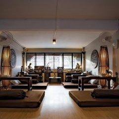 Born Free Hostel Vista Бангкок комната для гостей