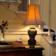 Отель The Ben Doran Эдинбург интерьер отеля