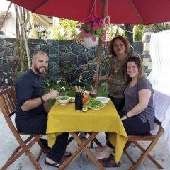 Отель An Bang Beach Nature Homestay питание