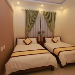 Отель Sen Da Villa - Succulent Villa Далат комната для гостей фото 4