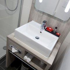 Отель Mercure Oostende Бельгия, Остенде - 1 отзыв об отеле, цены и фото номеров - забронировать отель Mercure Oostende онлайн ванная фото 2