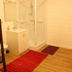 Отель City Center Apartments Bourse Бельгия, Брюссель - отзывы, цены и фото номеров - забронировать отель City Center Apartments Bourse онлайн ванная