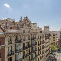 Отель Apartamento Retiro II Испания, Мадрид - отзывы, цены и фото номеров - забронировать отель Apartamento Retiro II онлайн балкон