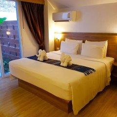 Dinso Mon Hotel Бангкок комната для гостей фото 5