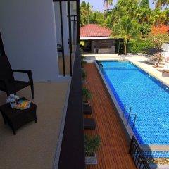 Отель The Fusion Resort 3* Улучшенный номер с различными типами кроватей фото 2