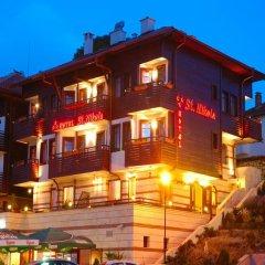 Отель Sveti Nikola Болгария, Несебр - отзывы, цены и фото номеров - забронировать отель Sveti Nikola онлайн вид на фасад