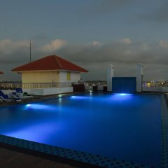 Отель Supun Arcade Residency бассейн