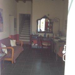Отель Agriturismo La Riccardina Будрио гостиничный бар