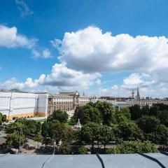Отель Duschel Apartments City Center Австрия, Вена - отзывы, цены и фото номеров - забронировать отель Duschel Apartments City Center онлайн балкон