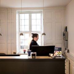 Отель Bethel Дания, Копенгаген - отзывы, цены и фото номеров - забронировать отель Bethel онлайн интерьер отеля фото 3