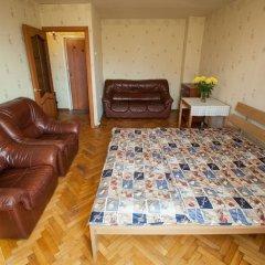 Апартаменты Садовое Кольцо Сокол 5 Москва комната для гостей фото 3