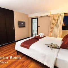 Отель Baan Wanglang Riverside комната для гостей