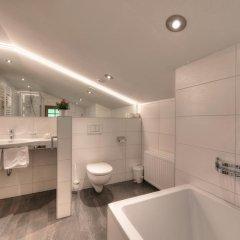Отель Landhaus Strolz ванная