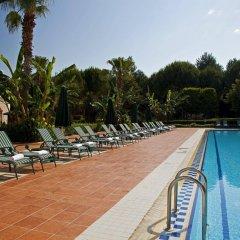 IC Hotels Airport Турция, Анталья - 12 отзывов об отеле, цены и фото номеров - забронировать отель IC Hotels Airport онлайн бассейн фото 2