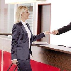 Отель Best Western Plus Amedia Wien фитнесс-зал