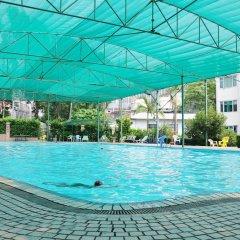 Отель King Garden Hotel Китай, Гуанчжоу - отзывы, цены и фото номеров - забронировать отель King Garden Hotel онлайн бассейн фото 2
