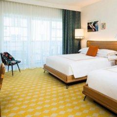 Отель The Confidante - in the Unbound Collection by Hyatt 4* Стандартный номер с различными типами кроватей фото 9
