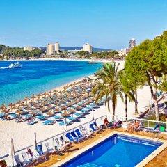 Hotel Spa Flamboyan Caribe пляж фото 3