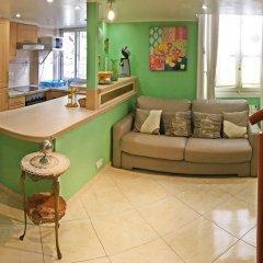 Отель Port-Soleil-Apartment Франция, Ницца - отзывы, цены и фото номеров - забронировать отель Port-Soleil-Apartment онлайн комната для гостей фото 2