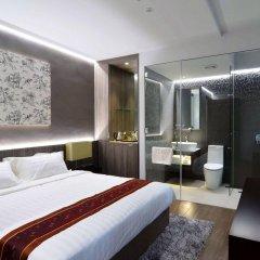 Отель Bliss Singapore Сингапур комната для гостей фото 5
