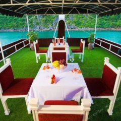 Отель Halong Scorpion Cruise детские мероприятия