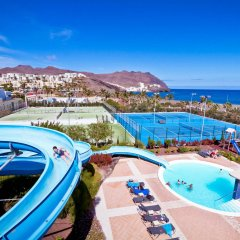 Отель Playitas Hotel Испания, Антигуа - 1 отзыв об отеле, цены и фото номеров - забронировать отель Playitas Hotel онлайн бассейн фото 2