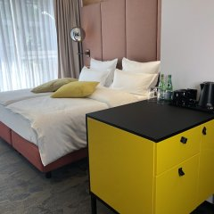 Riverside City Hotel & Spa Берлин сейф в номере