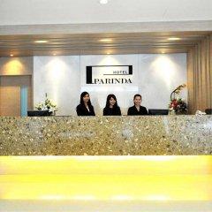 Отель PARINDA Бангкок интерьер отеля фото 2