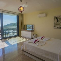 Villa Merak Турция, Калкан - отзывы, цены и фото номеров - забронировать отель Villa Merak онлайн комната для гостей фото 4