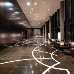 Отель Porta Fira Sup Испания, Оспиталет-де-Льобрегат - 4 отзыва об отеле, цены и фото номеров - забронировать отель Porta Fira Sup онлайн интерьер отеля фото 3
