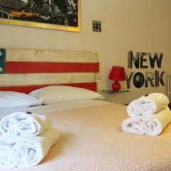 Отель Jet Lag Италия, Рим - отзывы, цены и фото номеров - забронировать отель Jet Lag онлайн комната для гостей фото 2