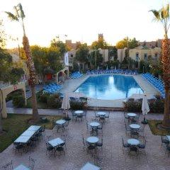 Отель Karam Palace Марокко, Уарзазат - отзывы, цены и фото номеров - забронировать отель Karam Palace онлайн бассейн