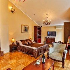 Отель Vila Imperija Черногория, Будва - отзывы, цены и фото номеров - забронировать отель Vila Imperija онлайн комната для гостей фото 5