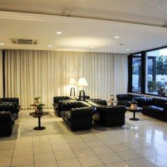 Отель Oxygen Lifestyle Helvetia Parco Римини интерьер отеля фото 2