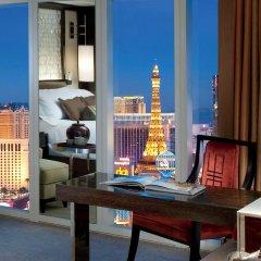 Отель Waldorf Astoria Las Vegas балкон