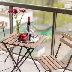 Апартаменты P&O Apartments Okecie 2 балкон