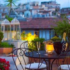Ivanhoe Hostel балкон