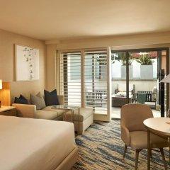 Отель Loews Santa Monica Санта-Моника комната для гостей фото 4