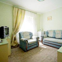 Гостиница Солнечный берег (Анапа) комната для гостей фото 5