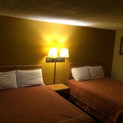 Отель Caravan Motel США, Ниагара-Фолс - отзывы, цены и фото номеров - забронировать отель Caravan Motel онлайн комната для гостей фото 5