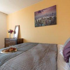 Отель P&O Apartments Prosta Польша, Варшава - отзывы, цены и фото номеров - забронировать отель P&O Apartments Prosta онлайн комната для гостей фото 5