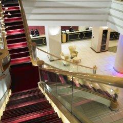 Отель Hilton Edinburgh Carlton интерьер отеля фото 2