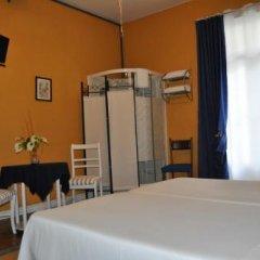 Отель Hospedaje Botín ванная