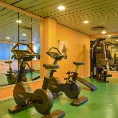 Leonardo Hotel Hamburg Stillhorn фитнесс-зал фото 2