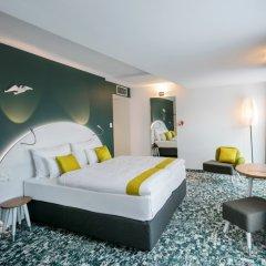 Отель Arcotel Donauzentrum Вена комната для гостей фото 5