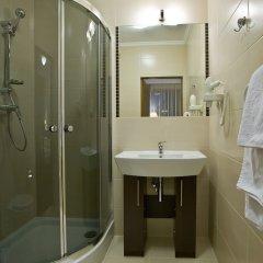 Отель Czarny Potok Крыница-Здруй ванная