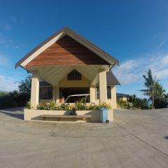 Отель Volivoli Beach Resort Фиджи, Вити-Леву - отзывы, цены и фото номеров - забронировать отель Volivoli Beach Resort онлайн вид на фасад