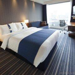 Отель Holiday Inn Express Manchester City Centre Arena Великобритания, Манчестер - отзывы, цены и фото номеров - забронировать отель Holiday Inn Express Manchester City Centre Arena онлайн комната для гостей