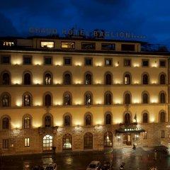 Grand Hotel Baglioni вид на фасад