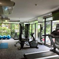 Отель Avatar Residence Бангкок фитнесс-зал фото 3